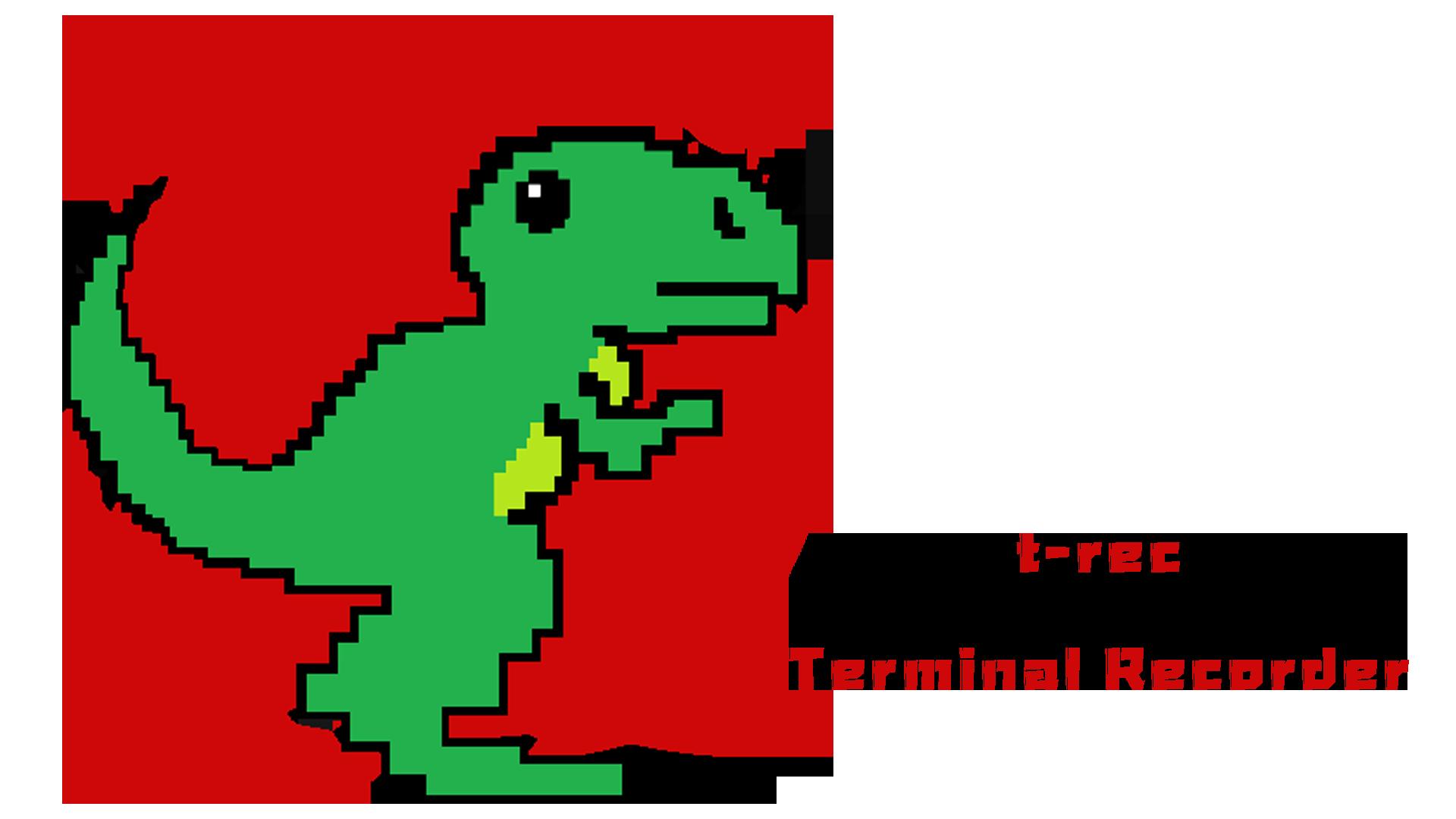 【导语】:t-rec 是一款惊人的快速终端记录器,可以生成 gif 图像。
